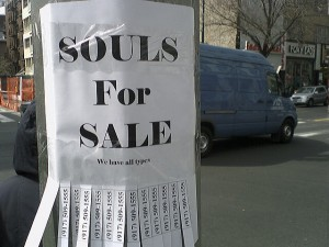 Image result for trade your soul
