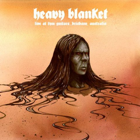 """HEAVY BLANKET. LIVE AT TYM GUITARS 12"""""""