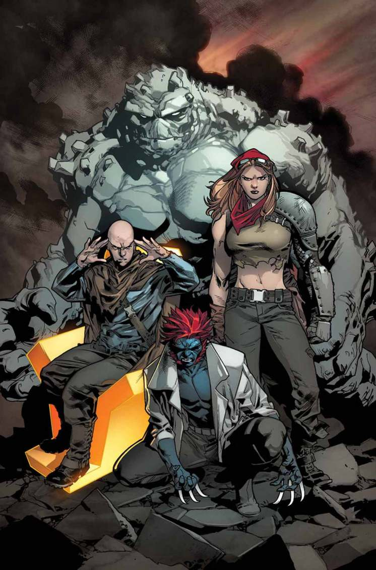 Cover for All-New X-Men #27