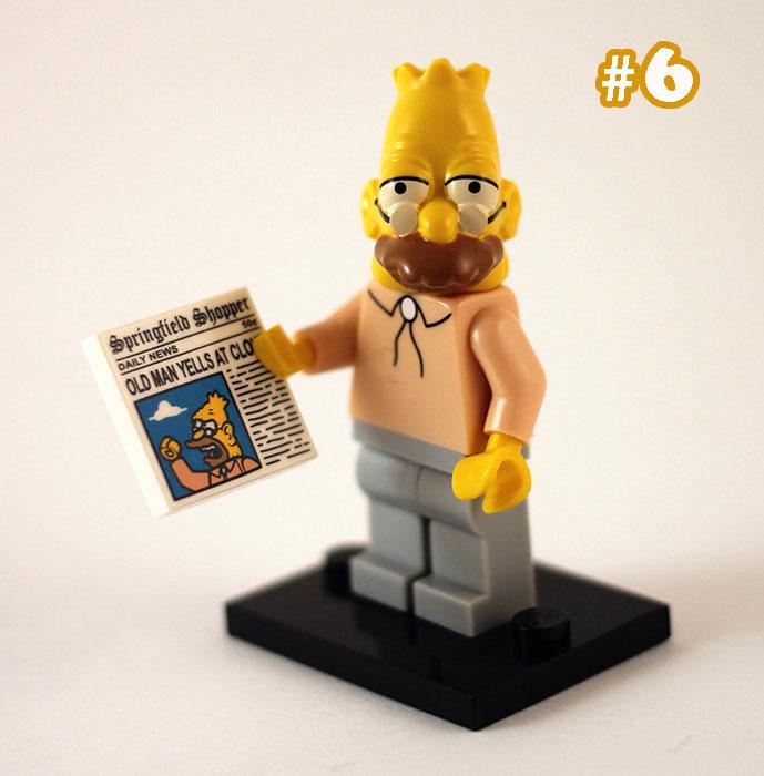 Grampa-Simpson-LEGO-Minifigure