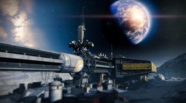 Destiny Moon Base
