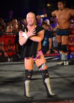BJ Whitmer. He loves shadow puppets.