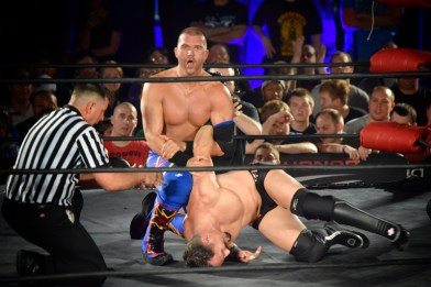 Kazarian and Bobby Fish: The Best of Friends!