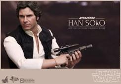Hot Toys' Han Solo