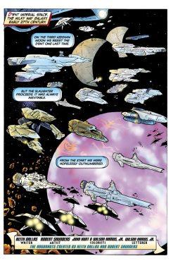 Page 1 of Argonauts #1