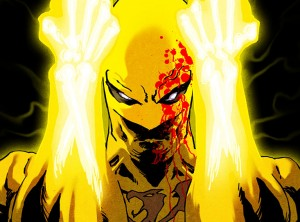 Iron Fist: The Living Weapon