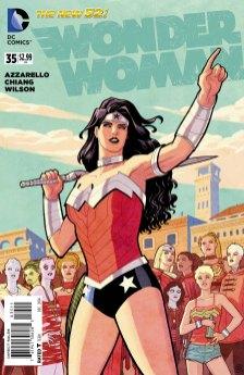 Wonder Woman #35