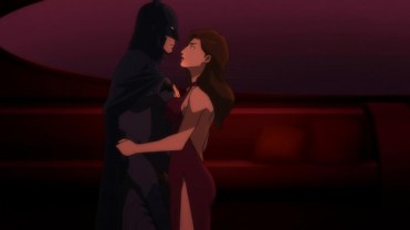 Batman and Talia