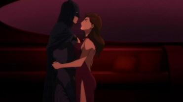 Batman and Talia
