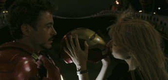 Tony and Pepper