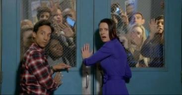 Abed and Frankie