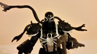 Agent Venom Close Up