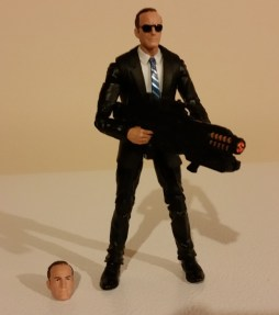 Coulson and his body-less twin
