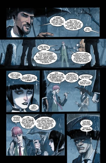 GOTHAM BY MIDNIGHT #6 page 5