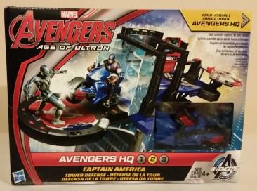 Avengers HQ 2 box