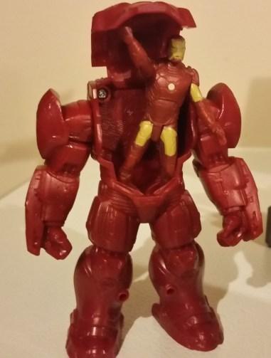 Avengers HQ 3 Iron Man in Hulkbuster