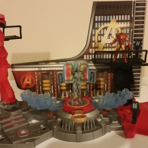 Avengers HQ 3 complete