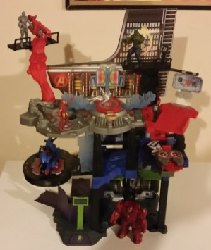 Avengers HQ complete