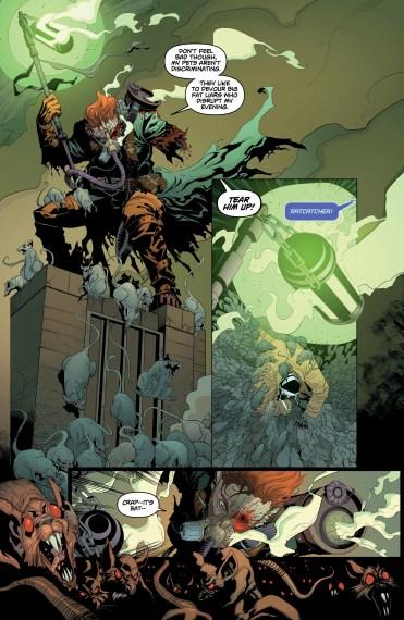 BATMAN: ARKHAM KNIGHT - GENESIS #1 Page 2