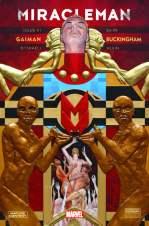 MIRACLEMAN BY GAIMAN & BUCKINGHAM #1 cover