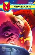 MIRACLEMAN BY GAIMAN & BUCKINGHAM #1 cover Joe Quesada variant