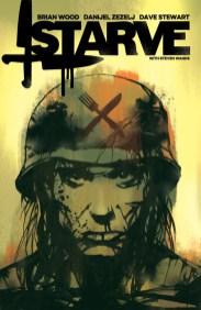 Cover Art for Starve #4