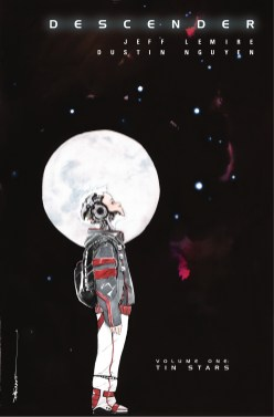 DESCENDER #1 cover