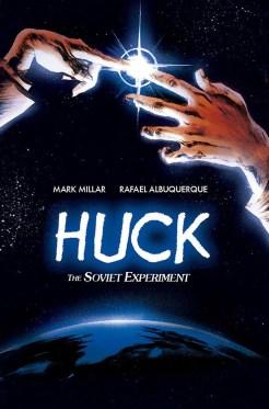 "Huck - ""Feel Good Movie"" Variant Cover"