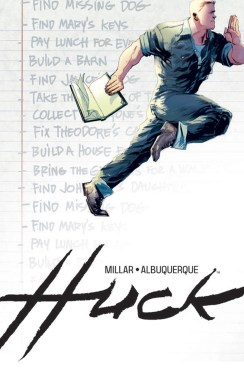 "Huck - ""Feel Good"" Movie Variant Cover"