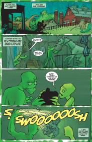 DARK KNIGHT UNIVERSE PRESENTS: GREEN LANTERN #1 page 1
