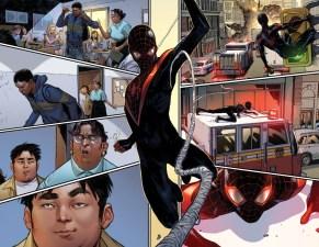 SPIDER-MAN #1 page 3