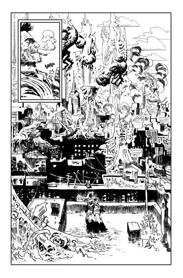 PAKNADEL & TRAKHANOV'S TURNCOAT #1 page 4 inks