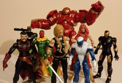 Hulkbuster Assortment 1