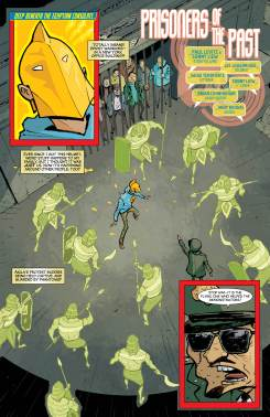 DOCTOR FATE #10 page 1