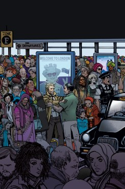 THE HELLBLAZER: REBIRTH #1 page 4