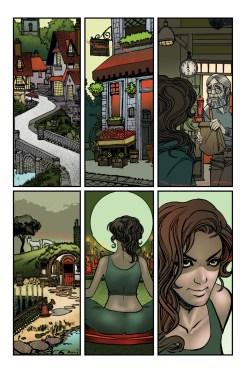 THE HELLBLAZER: REBIRTH #1 page 7