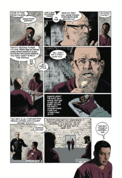 AMERICAN GODS: SHADOWS #1 page 9