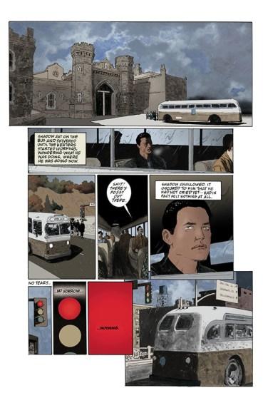 AMERICAN GODS: SHADOWS #1 page 13