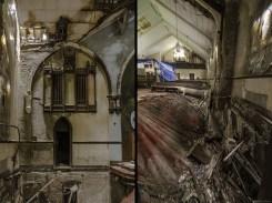 abandoned buffalo church by Freaktography