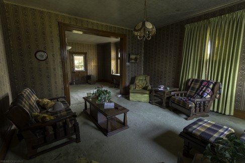 Abandoned house Ontario