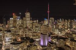 Toronto Ontario Downtown Core