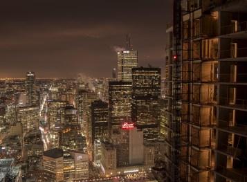 Toronto Downtown Core