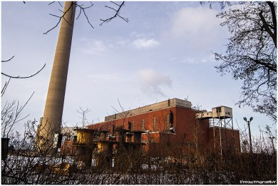 Ontario Abandoned Power Plant