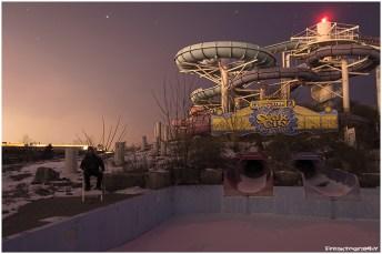 Abandoned Waterpark - Freaktography