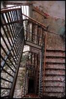 abandoned sanatorium