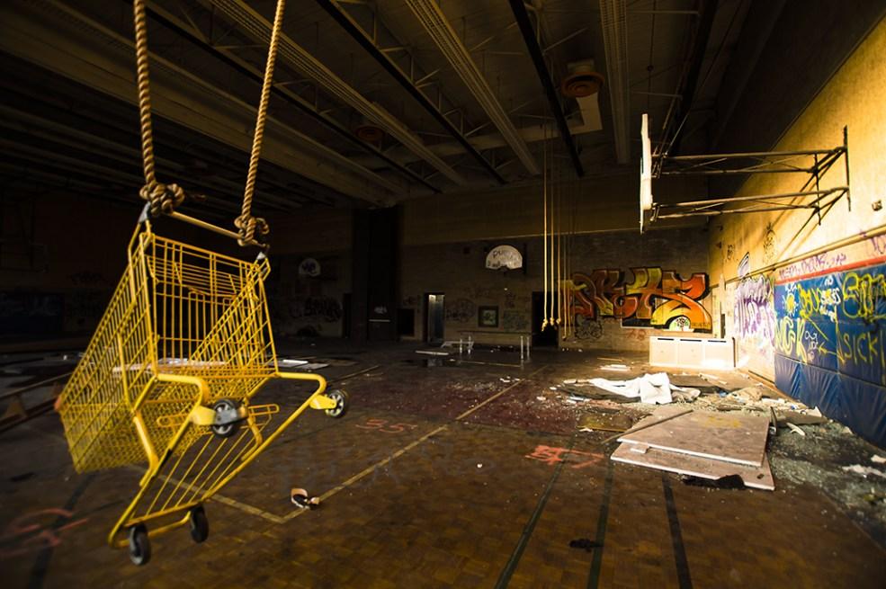 Abandoned High School Toronto