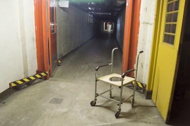 Ontario Abandoned Psychiatric Hospital Freaktography Commode