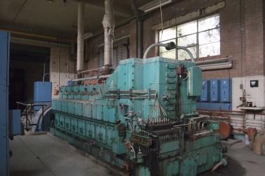 Ontario Abandoned Psychiatric Hospital Freaktography Power House