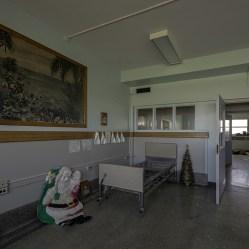 Abandoned Psychiatric Hospital Ontario