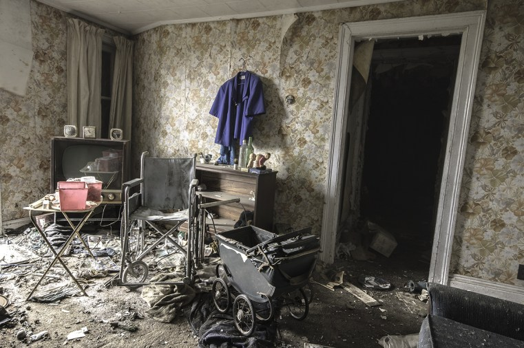 Abandoned Living Room s
